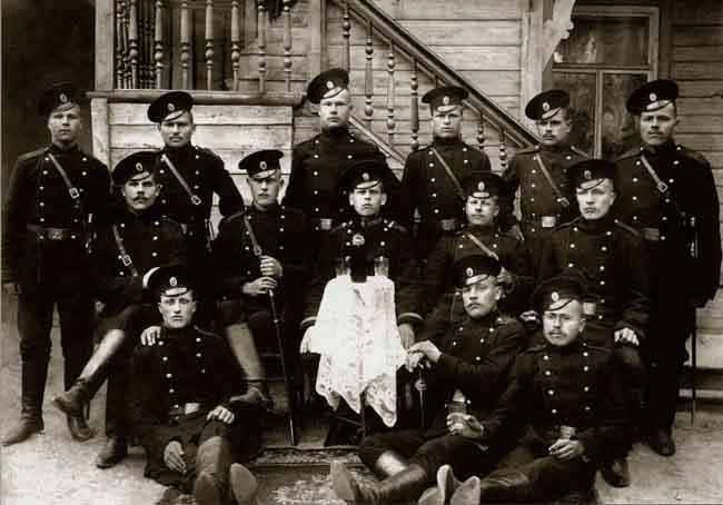 Старые дореволюционные фото