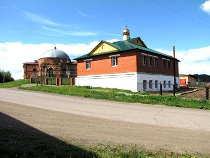 Принято решение о проведении работ по восстановлению надхрамовой колокольни