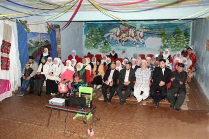 Мусульманский праздник «Ураза байрам» в д.Контуганово