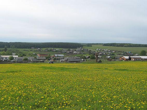 История села Накоряково