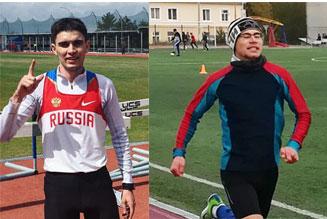 Успехи спортсменов с.Старобухарово