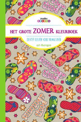 Grote Kleurplaten Hello Kitty.Het Grote Zomer Kleurboek Creatief Kleuren Voor Volwassenen Kleurplatennl Nl