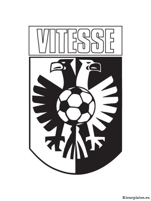 Kleurplaten Voetbal Nederland.Voetbal Kleurplaat Logo 2 Modern Home Revolution