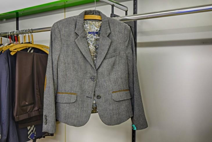 Für die Dame mit Stil: elegante Jacke, zurzeit herrenlos
