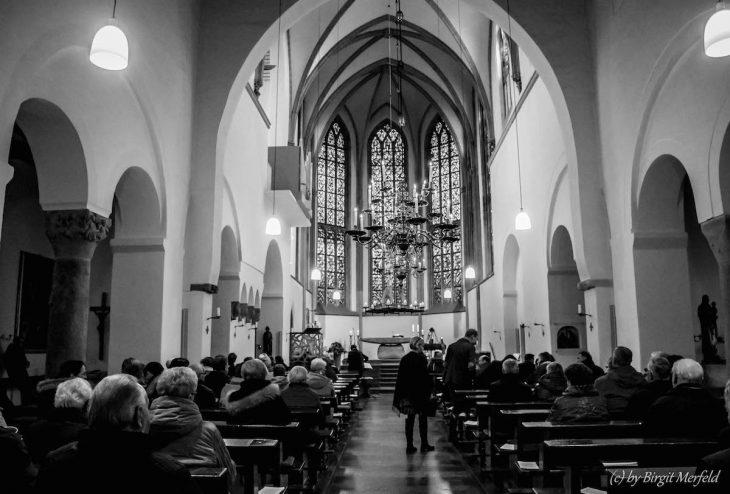 Als Graf Balderich von Drenthe und Düffelgau, auch von Upladen genannt, zwischen 1014 und 1016 in Zyfflich eine Kirche stiftete, gab es noch kein Internet (Foto: Brigit Merfeld)