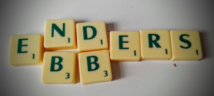 Scrabble-Unterschied: vier Punkte zu Gunsten des Neuen