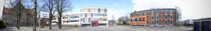 Scotty, Energie: Schulstandort Hoffmannallee