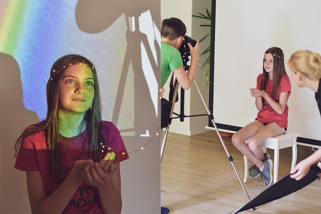 Bei unserem Fotoworkshop haben die Kinder tolle Fotos gemacht.