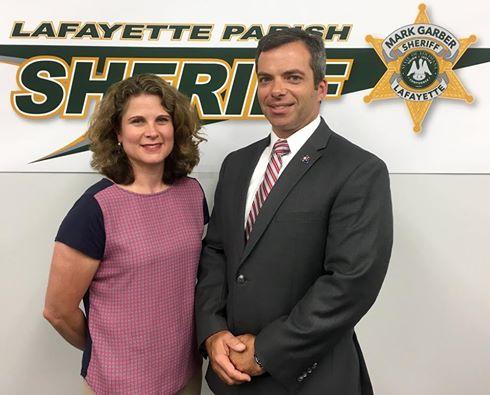 Lafayette Parish Sheriff's Office names new female warden