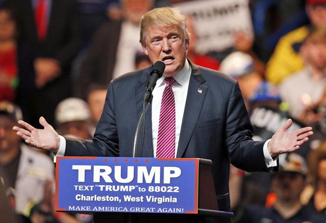 Donald Trump West Virginia_212810