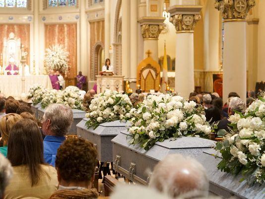37 Lafayette Parish unclaimed bodies laid to rest