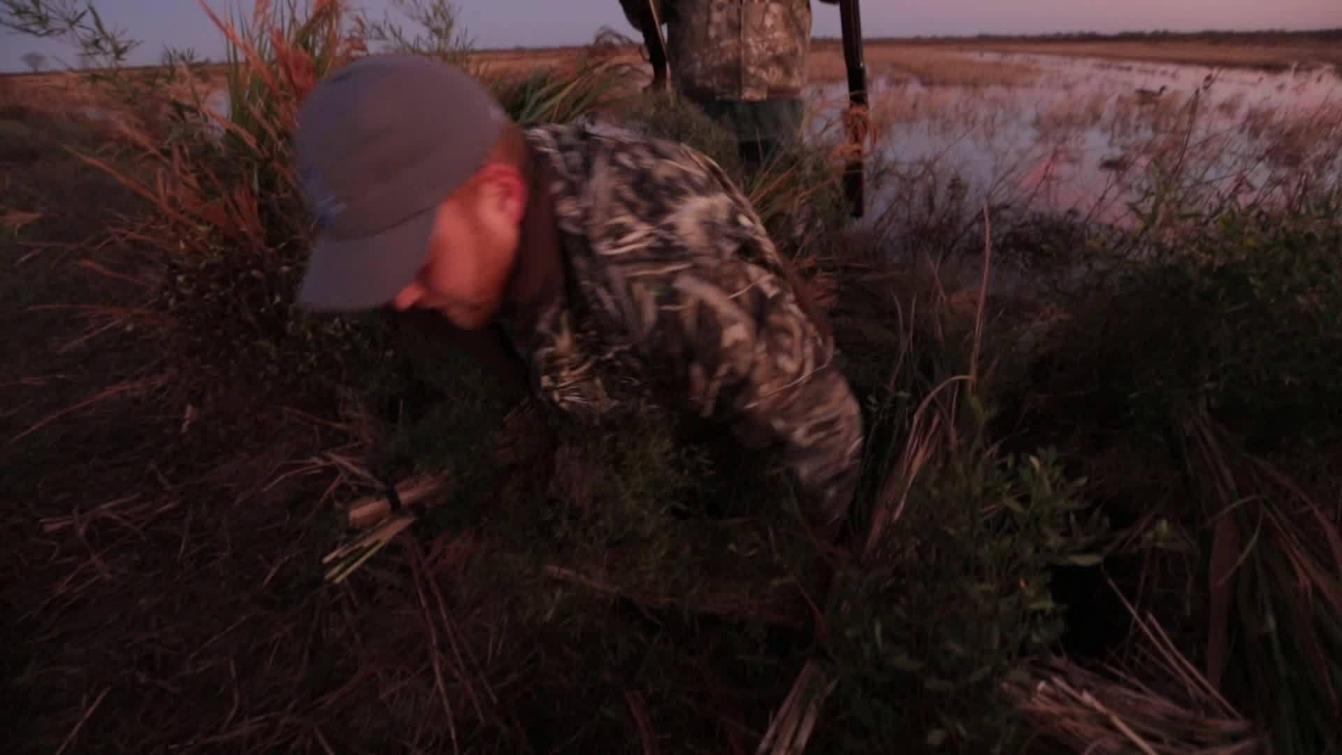 Hunt, Hook, & Cook: Goose Hunting in Vermilion Parish