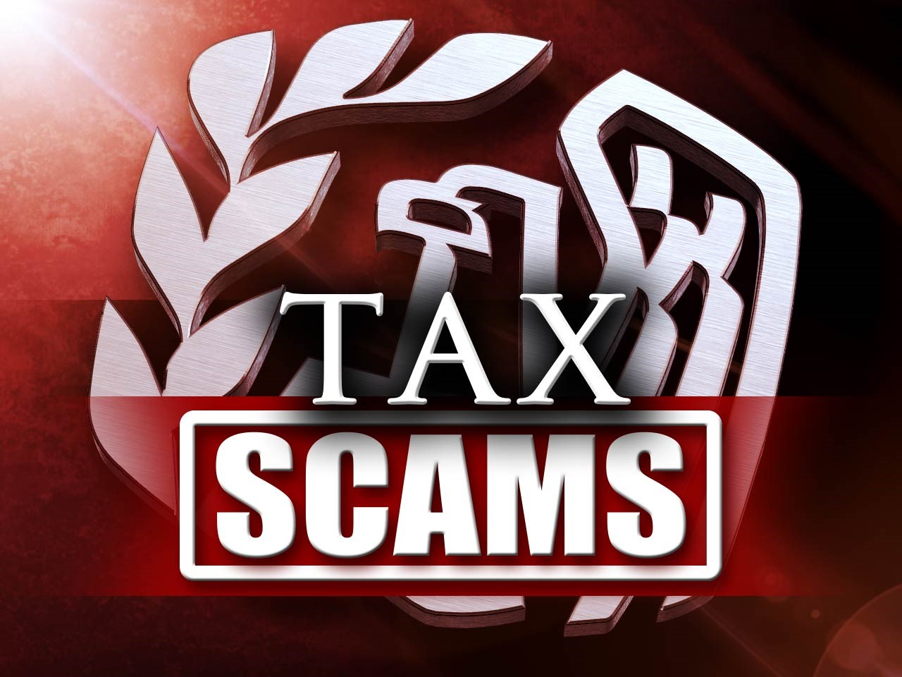 Tax Scams Generic