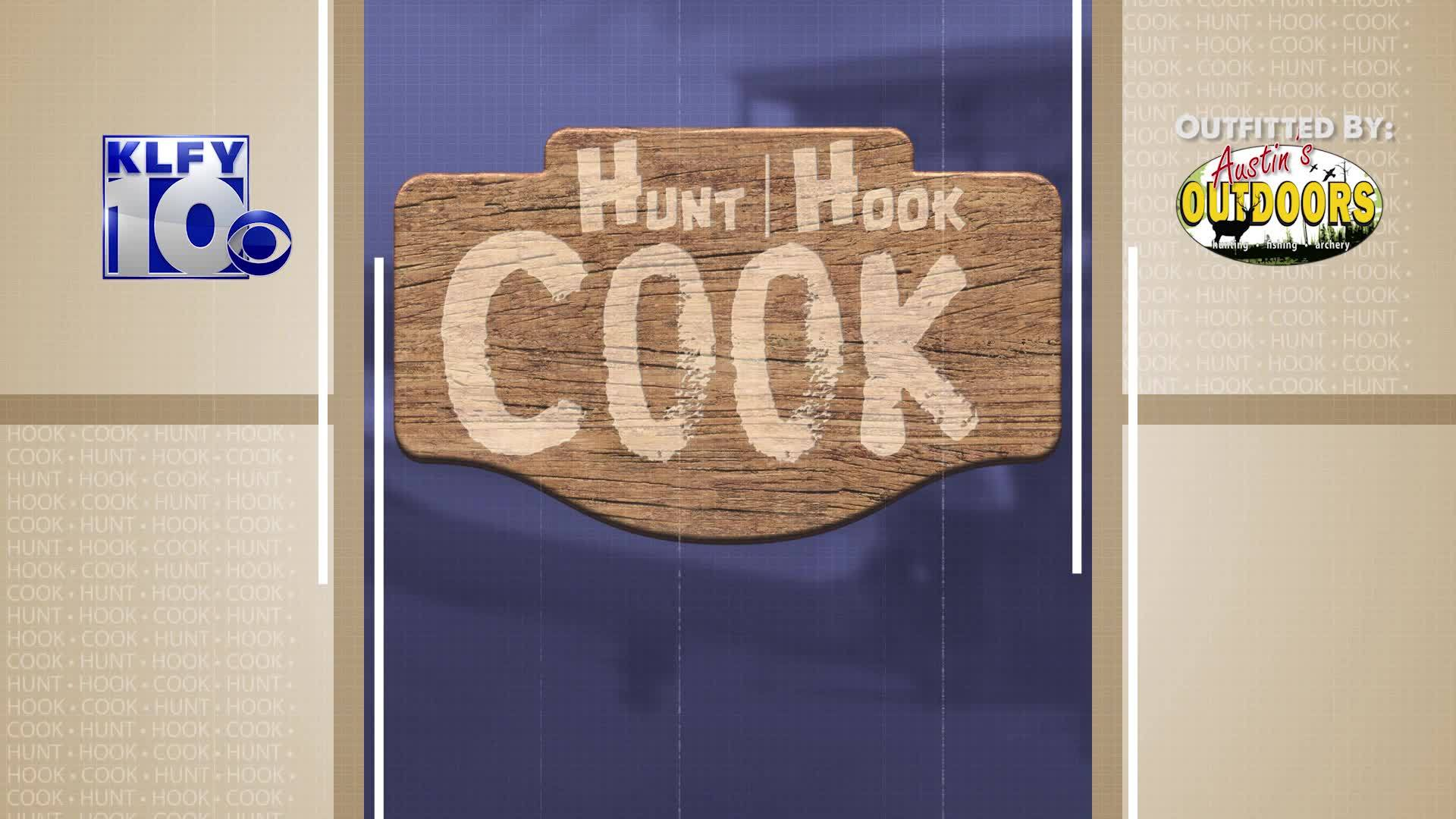 Hunt, Hook, & Cook- Fishing & Cooking with Chef Reggie (Fishing)