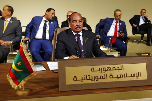Mohamed Ould Abdel Aziz