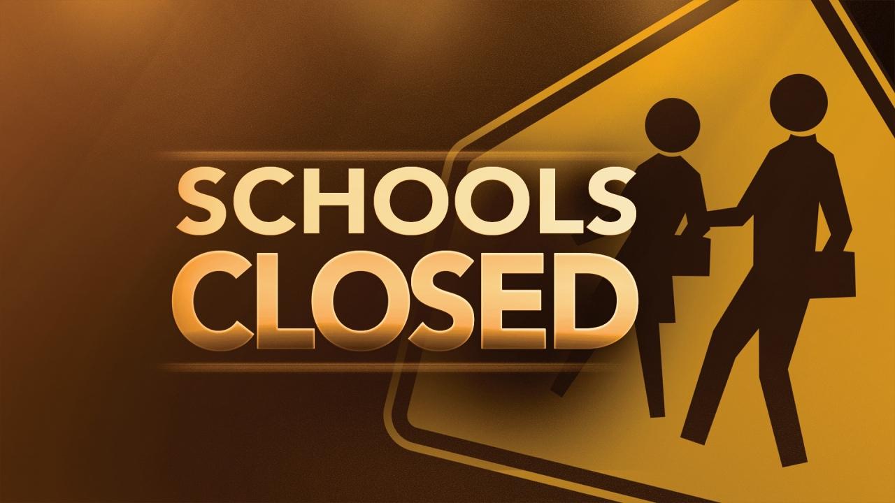school closings reading pa