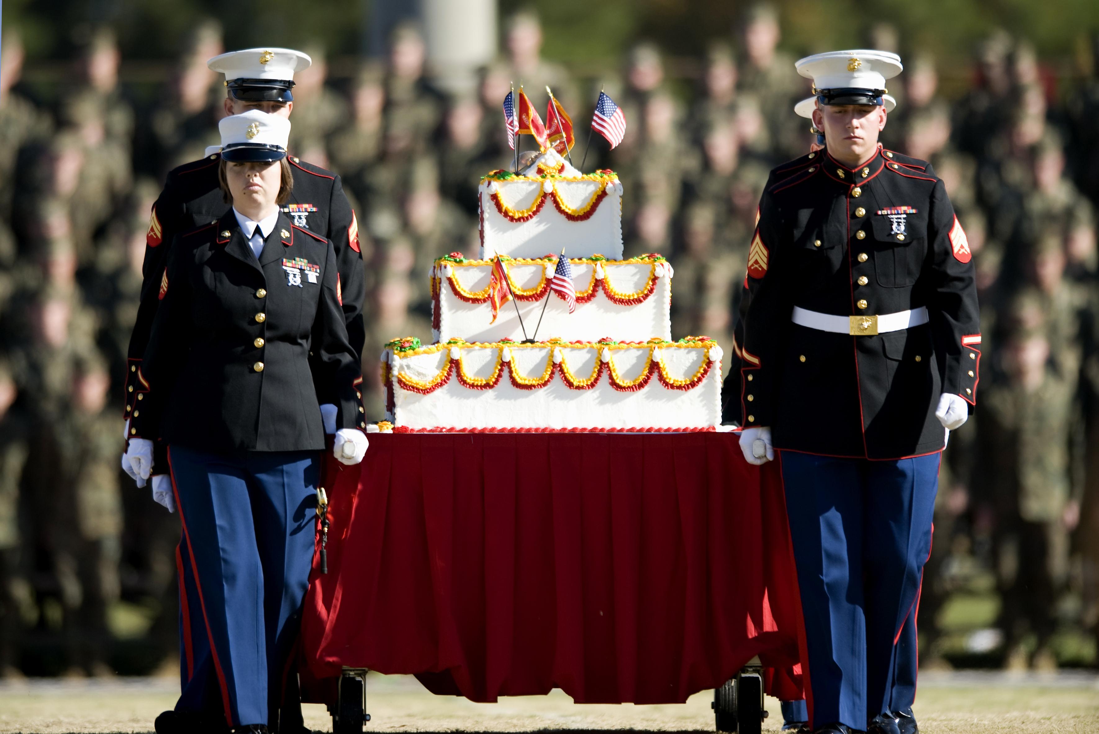 Oorah Happy Birthday To The U S Marine Corps Klfy