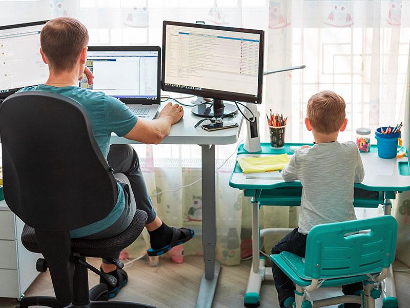 Steuer- und sozialversicherungsrechtliche Rahmenbedingungen für Home-Office