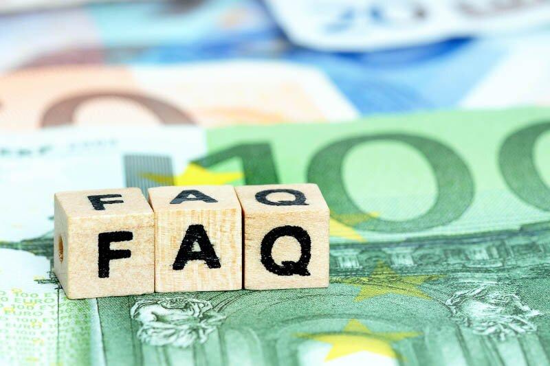 FAQs zur Investitionsprämie - Update