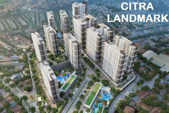 Apartemen Citra Landmark di Ciracas Jakarta Timur | Propertindo123.com