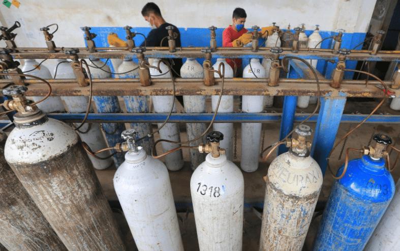 Hukuman Menanti Bagi Penimbun Oksigen dan Obat COVID-19