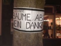 Bürgerprotest Beckum 15.11.2019 / (C) Ulrich Mandel