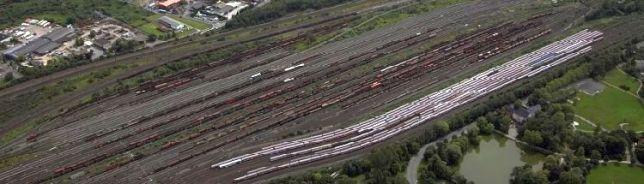 Güterbahnhof Hamm, 2009 (C) Tim Reckmann