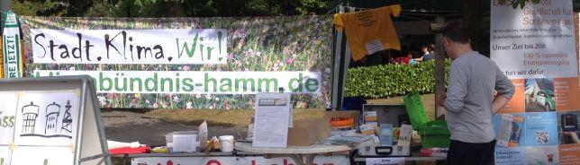 Eine Welt- und Umwelttag 2016, Stand des Klimabündnisses (C) U, Mandel