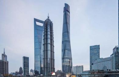 Shanghai Tower, il più alto ed efficiente grattacielo della Cina