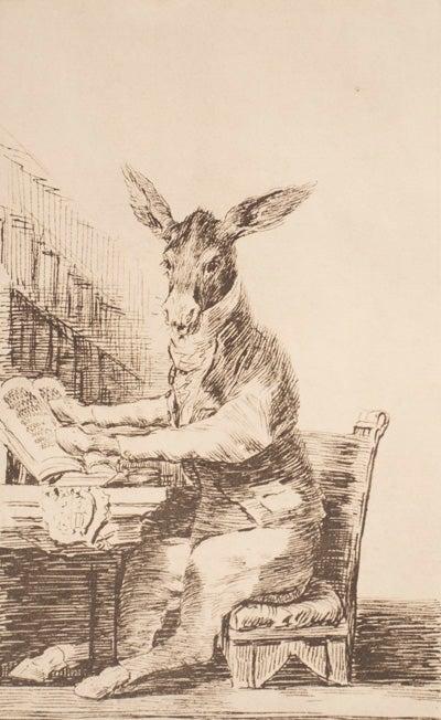 Los Dibujos De Goya 2 Vols Set Complete F J Sanchez