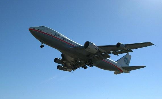 Fotos de aviones volando