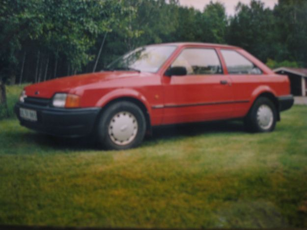 Ford Escort 1.4 CL mk IV - 1987
