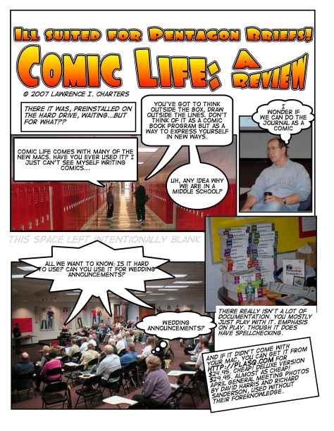 Comic Life review