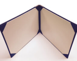 Custom Menu Cover Double Panel