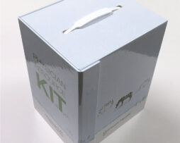 Custom Rigid Box Physician Resource Kit Closed