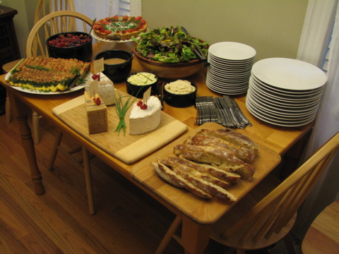 Reception Spread 1