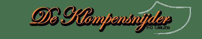 De KlompenSnijder logo