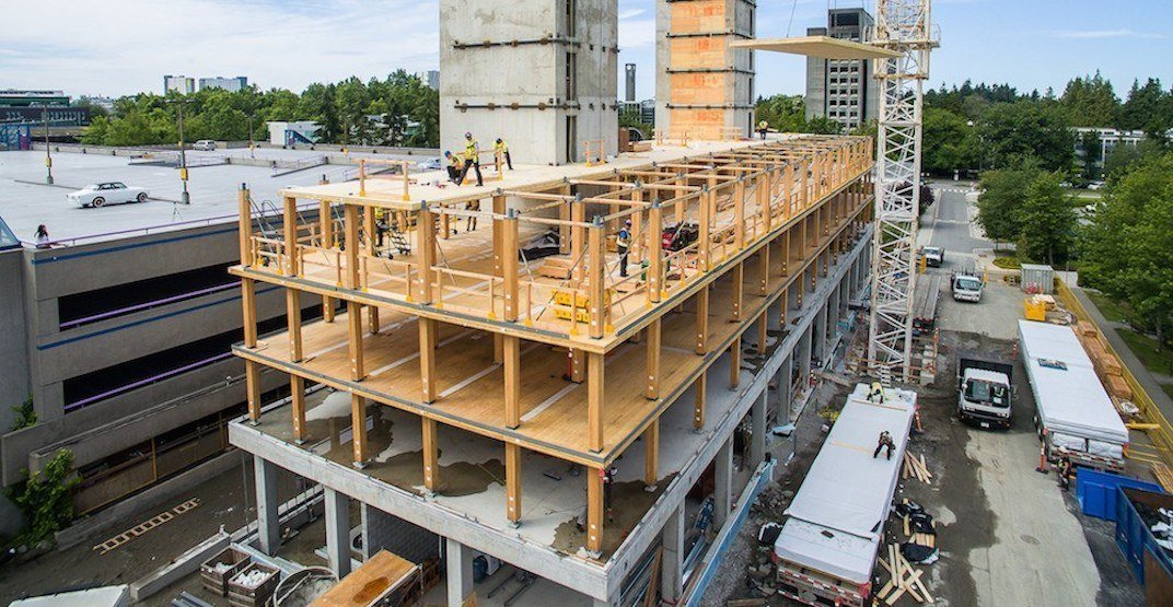 Changes in the BC Building Code
