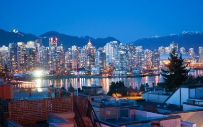 Fairview Slopes Penthouse – Vancouver, BC
