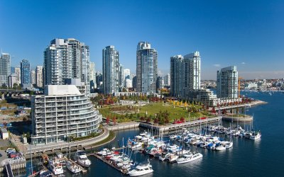 Yaletown Penthouse – Vancouver, BC