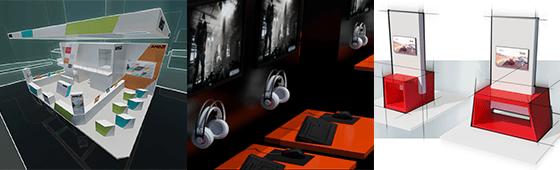 3D Vizualistaion banner