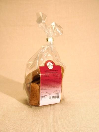 Seckauer Lebkuchenkekse mit Fruchtstücken