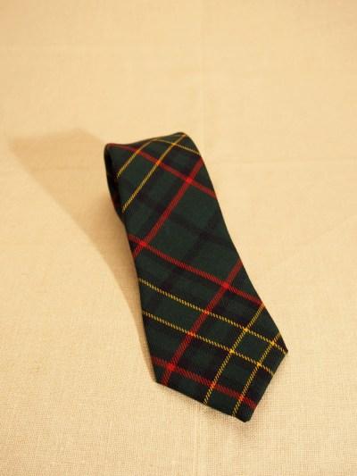Scottos Krawatte vorne