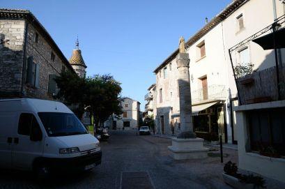Marktplatz Saint Jean