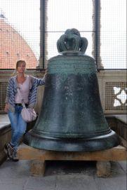 Glocke auf dem Turm