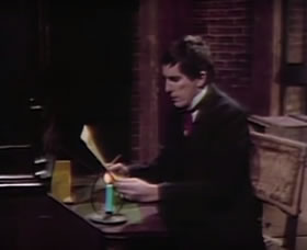 Barnabas writes a letter