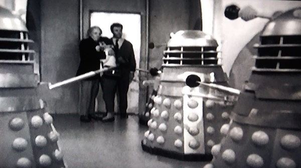 Meet the Daleks