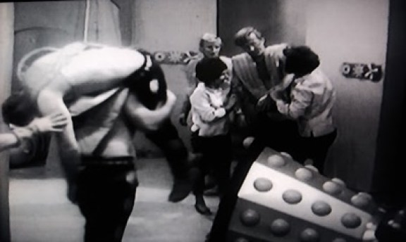 Dalek - Thal battle