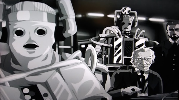 Animated Cybermen