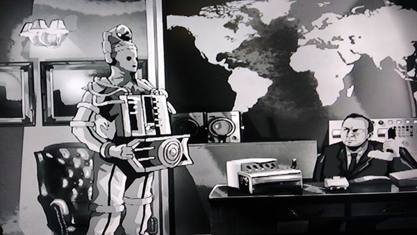 Cyberman at the UN